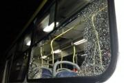 Ferimento por pedra lançada contra ônibus de empresa no RS é considerado acidente de trajeto